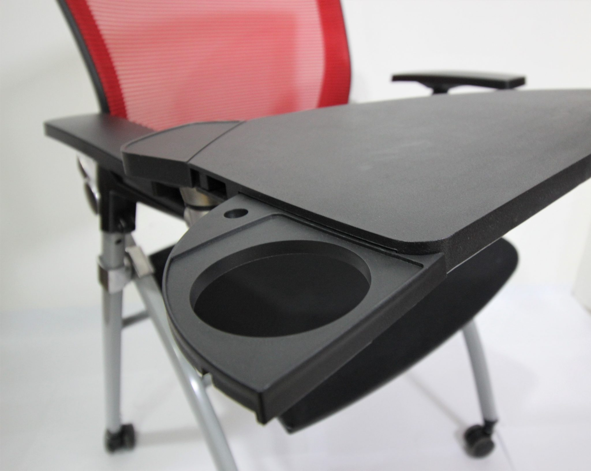 Foldable Tablet with Castors