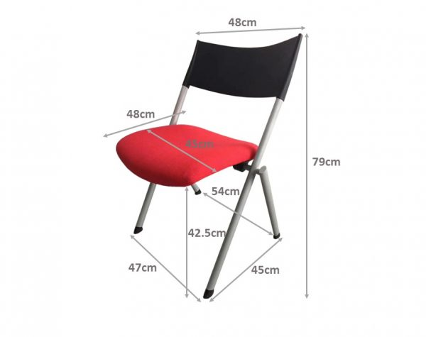 Thomas Office Chair Dimensions