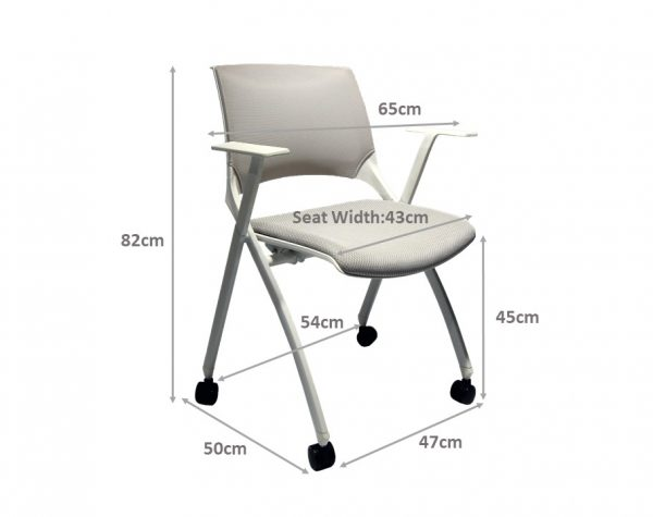 Aspen Office Chair Dimensions