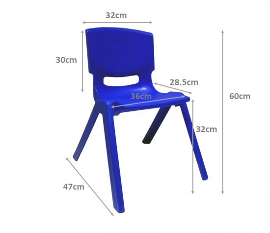 Children's Chair Small Dimensions